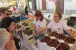 Liquori, confetture, gelati: sagra della Ciliegia a Chiusa Sclafani