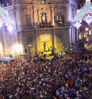 L'omaggio di Palermo alla Santuzza: sul Giornale di Sicilia un inserto di 8 pagine sul Festino