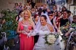 Francesca, sposa trans (per finta) a Napoli: realizzo il mio sogno