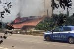 Incendi a Palermo, in provincia oltre 15 mila abitazioni senza luce