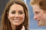 "Media inglesi scatenati: ""Flirt segreto tra Harry e Kate"" - Foto"
