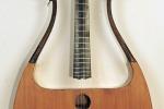 Dopo il restauro, antica lira-chitarra torna a suonare a Palermo