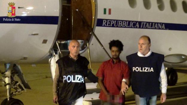 immigrazione canale di sicilia, tratta migranti, Mered Yehdego Medhane, Sicilia, Cronaca