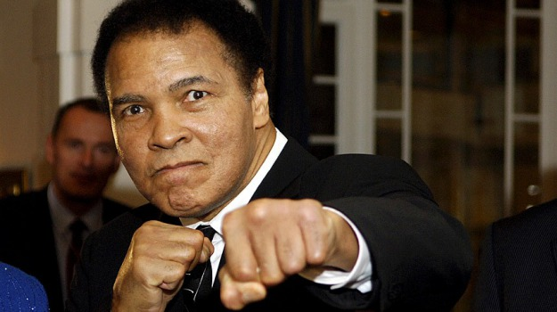 morbo di parkinson, pugilato, Muhammad Ali, Sicilia, Sport