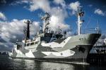 """Attraccata a Siracusa la nave """"Sam Simon"""", visite gratuite a bordo"""