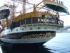 La nave scuola Amerigo Vespucci transita domani da Messina, approdo a Siracusa martedì