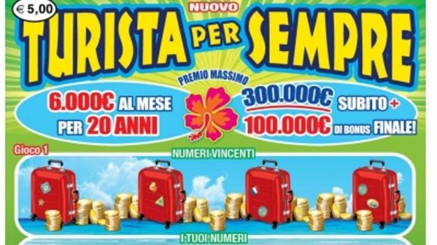 gratta e vinci, vincita palermo, Palermo, Cronaca
