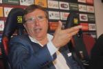 """Niente ritorno di Lodi a Catania, Lo Monaco: """"Non è colpa sua"""""""