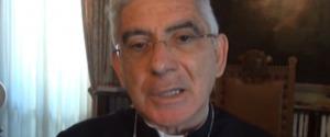"""Incendi a Monreale, il vescovo Pennisi: """"Un delitto e un grave peccato"""""""