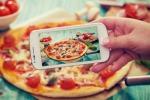 """Pizza e sushi i cibi più condivisi e """"fotografati"""" sui social network"""
