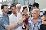 Pjanic sbarca a Torino, visite mediche e poi la firma per la Juve - Foto