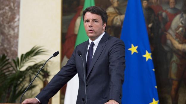firma, patti, Puglia, Sicilia, sud, Matteo Renzi, Sicilia, Politica