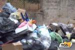 Emergenza rifiuti anche ad Alcamo e Castellammare