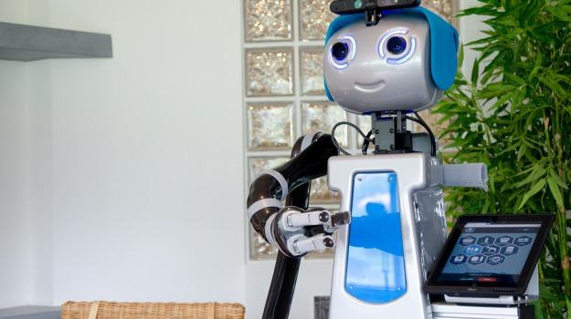 condominio, robot, Sicilia, Società