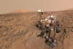 Nuova missione su Marte: robot della Nasa inizia la scalata del Monte Sharp