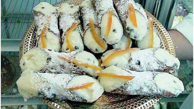 festival cannolo, streed food, Palermo, Società