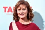 Susan Sarandon e Monica Guerritore a un galà di beneficenza a Messina