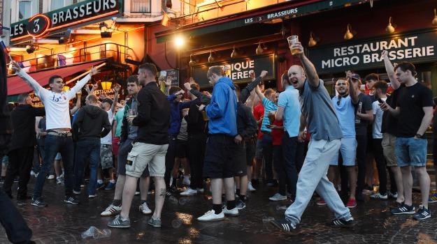 Euro 2016, europei, hooligan, scontri tifosi, Sicilia, Mondo