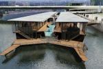 Quattro stelle e 58 camere, a Parigi il primo hotel galleggiante sulla Senna