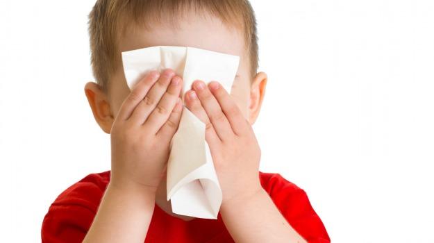 allergia, bambini, rinite, salute, Sicilia, Società