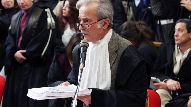 Lutto, magistratura, procuratore generale, Antonino Gatto, Palermo, Cronaca