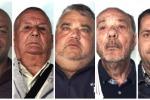 Giro di usura scoperto a Catania, 5 arresti: nomi e foto