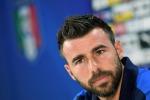"""Barzagli: """"Applausi col Napoli? Non sono abituato"""""""