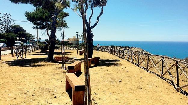 Reamonte, scala dei turchi, Agrigento, Cronaca