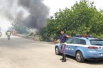 Lo scirocco infiamma Palermo e la provincia, incendi e paura: evacuate case e scuole