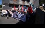 Cesarò, corteo dei sindacati: solidarietà ad Antoci - Video