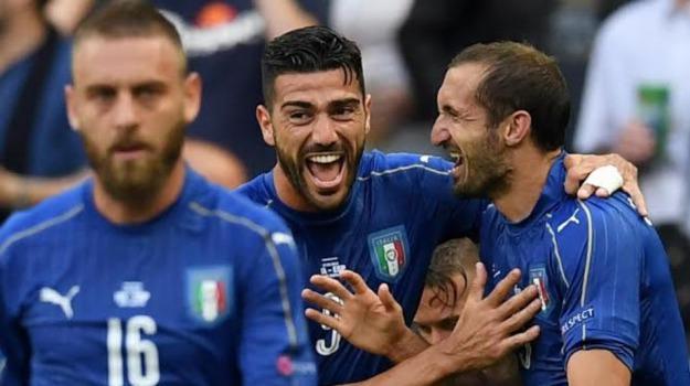 Euro 2016, italia, ottavi, quarti di finale, spagna, Sicilia, Sport
