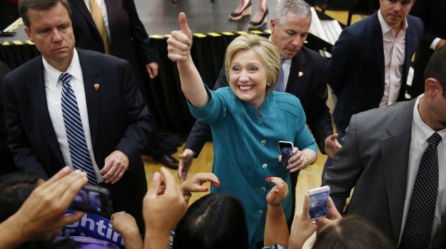 casa bianca, democratici, elezioni, Hillary Clinton, Sicilia, Mondo