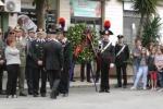 Anniversario dell'uccisione del capitano D'Aleo, commemorazione a Palermo
