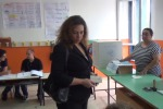 Terrasini, cittadini alle urne per scegliere il sindaco: le immagini dai seggi elettorali