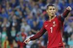 Ronaldo stecca la prima con l'Islanda Sorpresa Ungheria, l'Austria va ko