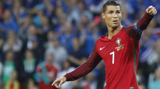Euro 2016, europei, portogallo-islanda, ungheria-austria, Cristiano Ronaldo, Sicilia, Sport