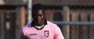 Scontro di gioco, Embalo sta bene: oggi torna a Palermo
