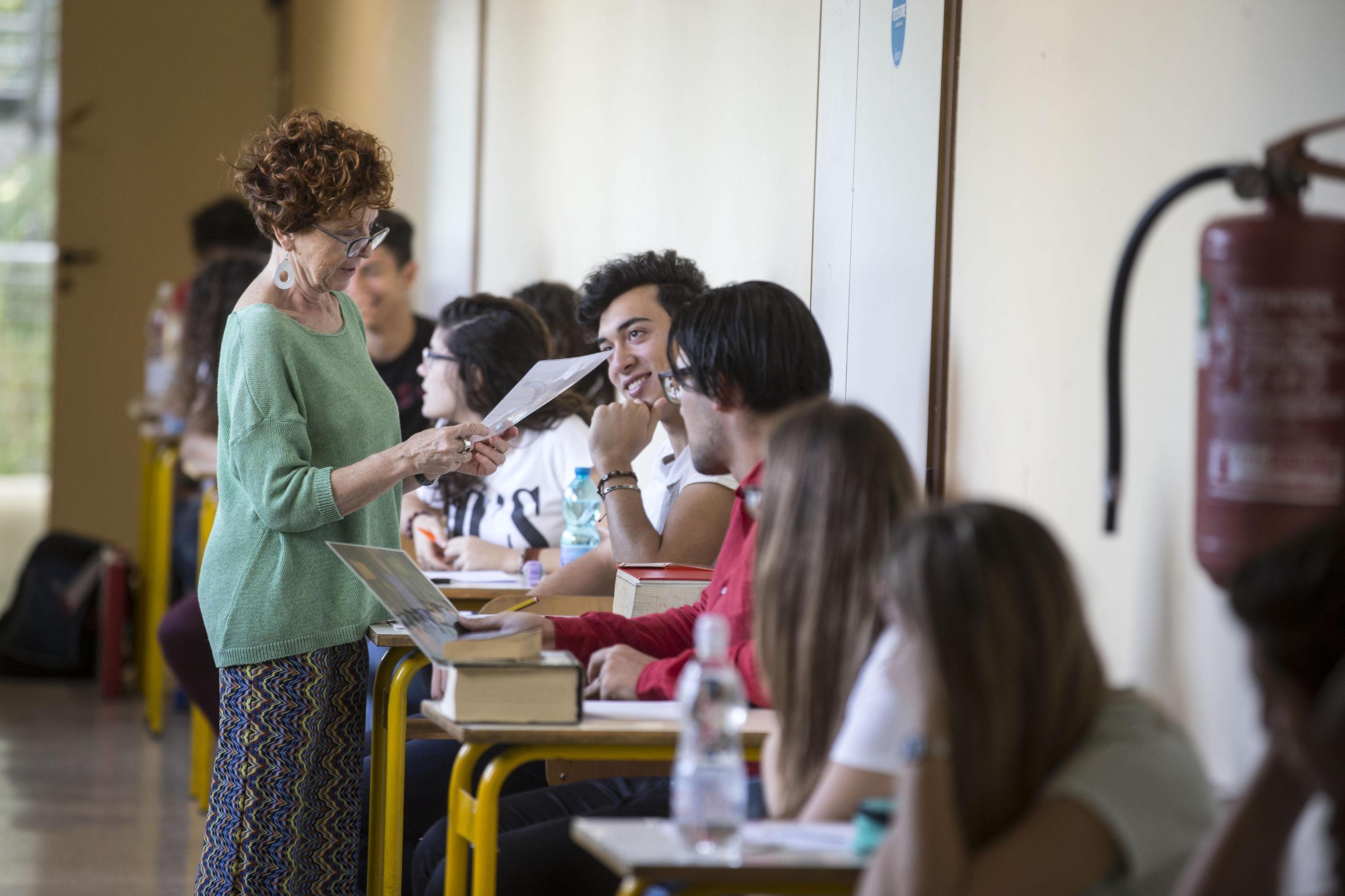 Scuole superiori al via nuovi indirizzi di studio giornale di sicilia