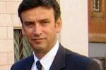 Il sindaco di Burgio Vito Ferrantelli