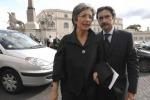 Abuso d'ufficio, condannato il marito della senatrice Finocchiaro