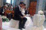 Pennetta e Fognini oggi sposi: le immagini del loro sì ad Ostuni - Foto