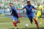 La Francia soffre ma vola ai quarti: 2 gol di Griezmann, ciao Irlanda