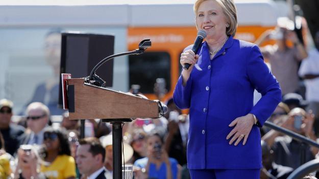 elezioni usa, nomination, Hillary Clinton, Sicilia, Mondo