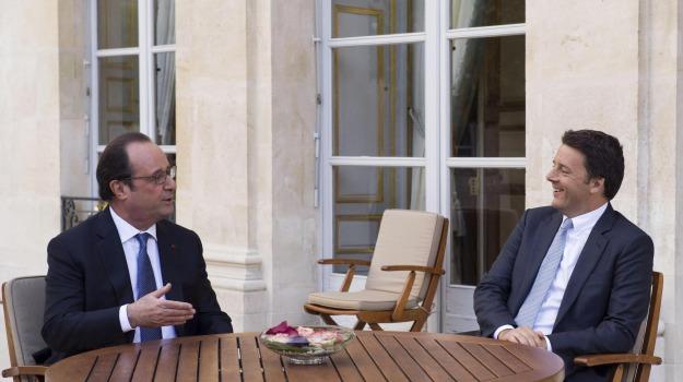 brexit, unione europea, francois hollande, Matteo Renzi, Sicilia, Politica