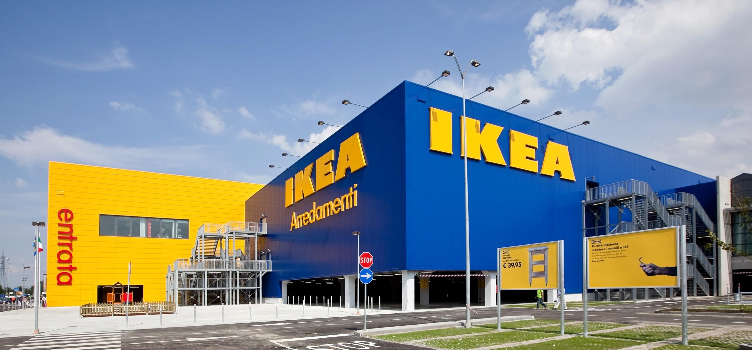Ikea Catania Il 98 Dellenergia Consumata Nello Store Proviene Da