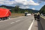 Austria, scontro fra tir e bus di pellegrini italiani: 46 feriti, 4 gravi