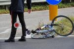 Ciclista travolto e ucciso nell'Ennese, fermato il pirata della strada