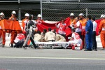 Moto2, perde la vita lo spagnolo Luis Salom