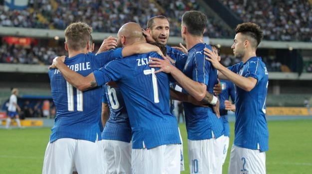 Calcio, europei, italia, Sicilia, Sport