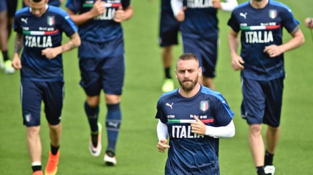italia, nazionale, Daniele De Rossi, Sicilia, Calcio